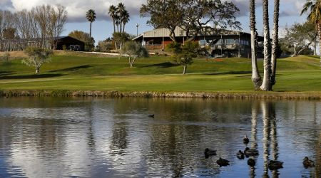 Paso Robles Golf Club Clubhouse