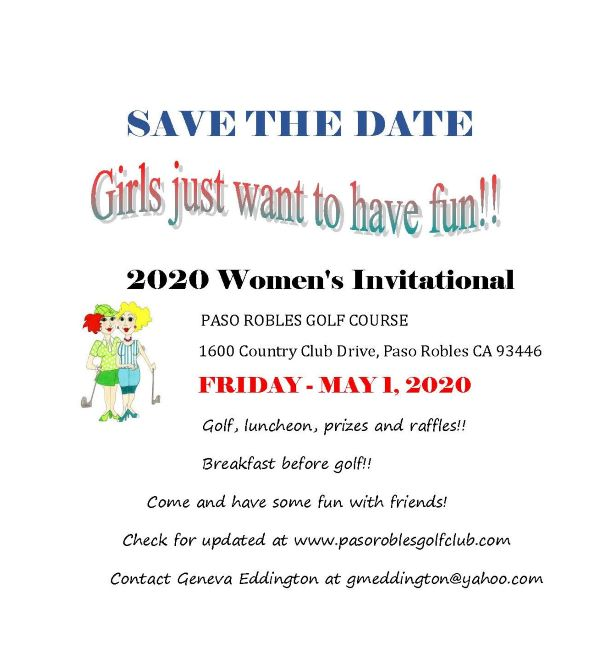 Ladies Invitational SAVE THE DATE 2020 JPEG Small